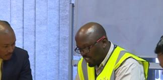 ZICTA Director for Consumer Protection Mofya Chisala