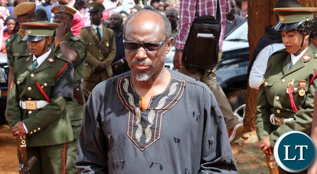 Bishop Mwansa Kapwepwe