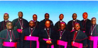 Zambia's Catholic Bishops