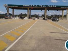 The Shimabala Toll Plaza