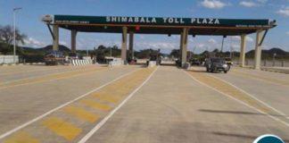 The Shimabala Toll Plaza