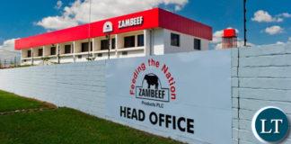 ZAMBEEF Head Office