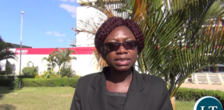 Lusaka City Council Assistant Public Relations Manager, Brenda Katongola