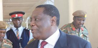 NORTH-WESTERN Province permanent secretary Ephraim Mateyo