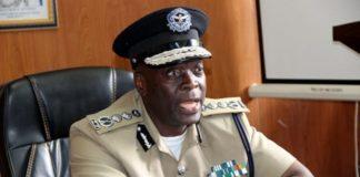 Zambia Police Service Inspector General Kakoma Kanganja
