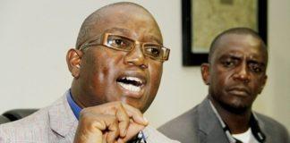 Kasama Central member of Parliament Kelvin Sampa