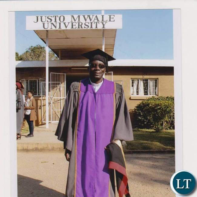 Rev Emmanuel Chikoya