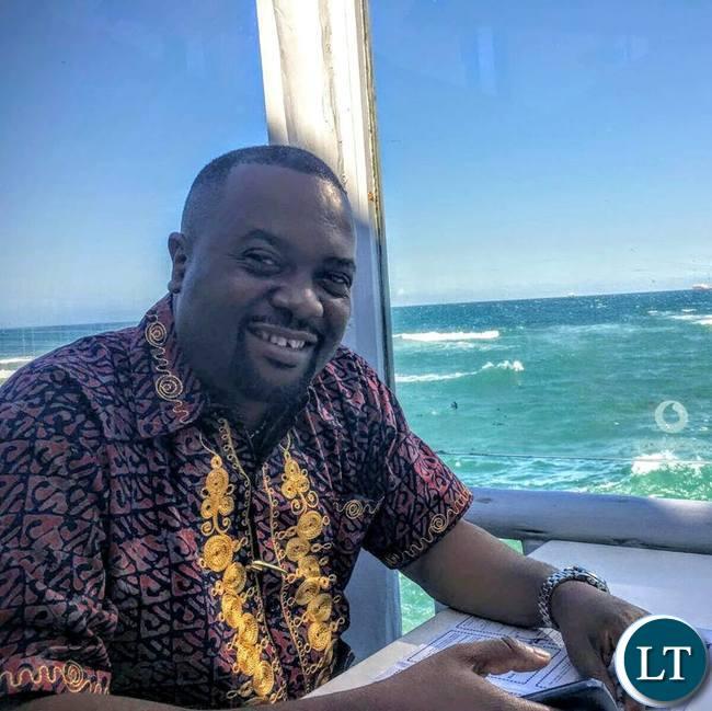 Trevor Simumba