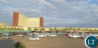 Arcades Shopping Mall in the centre of Lusaka is just one of many shopping centres springing up in Zambia