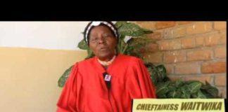 Chieftainess Nawaitwika
