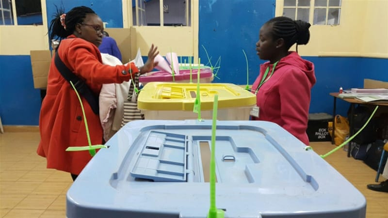 Zambia : COMESA election Observers enter kenya's country ...