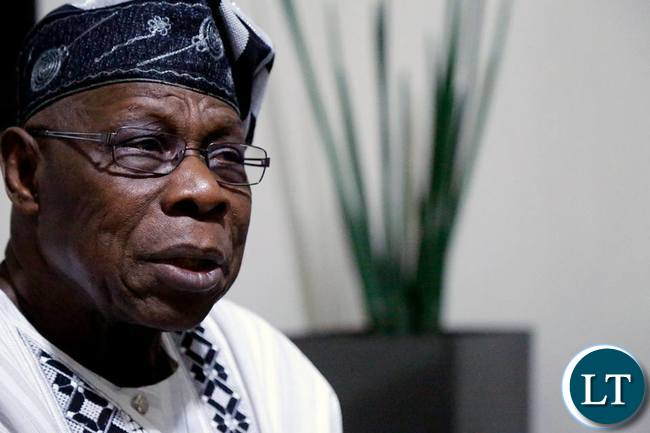 Image result for Free yourselves from 'the other room' - Obasanjo tells Nigerian women