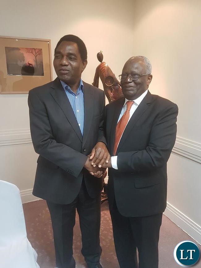 HH and Prof Gambiri