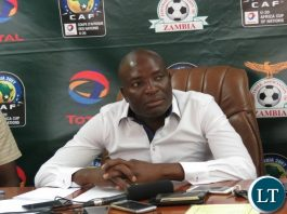Chipolopolo coach Wedson Nyirenda
