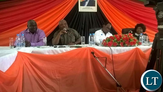 Northern Province MPS