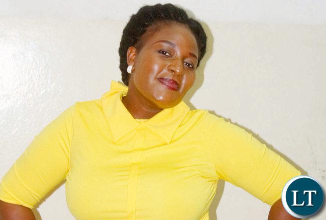 Late Zambia Daily Mail sub-editor Sithembile Siwawa-Zulu