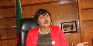 MINISTER of Information and Broadcasting Services Kampamba Mulenga