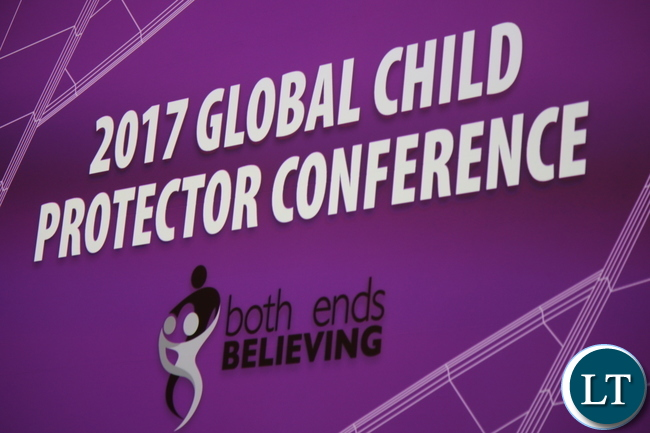 Global Child Protector Symposium and Conference held in Washington D.C, USA
