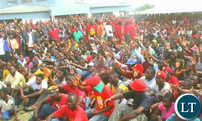 UPND Card Renewal Exercise