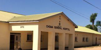 Choma General Hospital