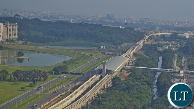 Brazilian Infrastructure [Marine, Road & Railyway]