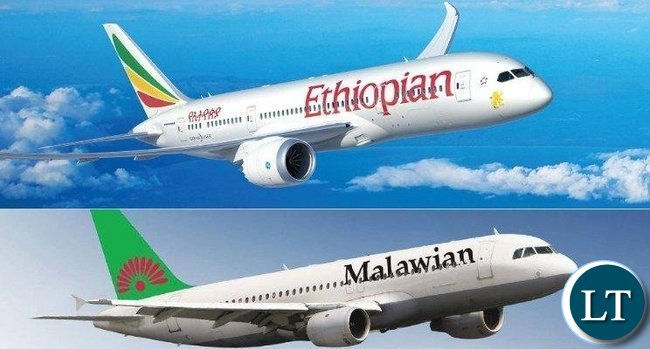 Ehiopian and Malawian Arlines Joint Venture