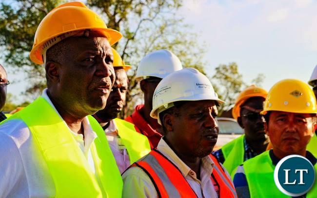 Hon. Mutati in Kazungula on Saturday