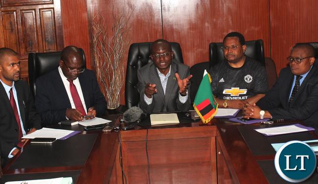Local Government of Zambia