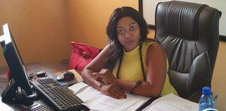 Ndola City Council Public Relations Manager Tilyenji Mwanza