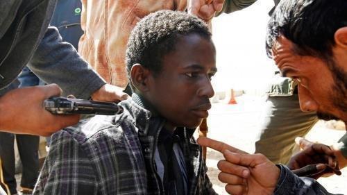 Libya Slave Trade Pics >> Zambia : Slavery in Libya: Where is the AU?