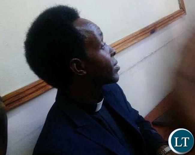 Prophet Amataa after arrest