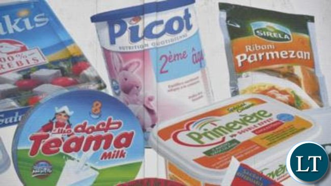 Picot and Milumel baby milk