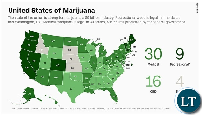 the movement to legalize marijuana in the united states (ap/jeff chiu) united states of marijuana: these might be the next 5 states to legalize weed somebody's got to be the first state to free the weed through the legislature.
