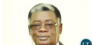 Community Development and Social Welfare Permanent Secretary Rev. Howard Sikwela