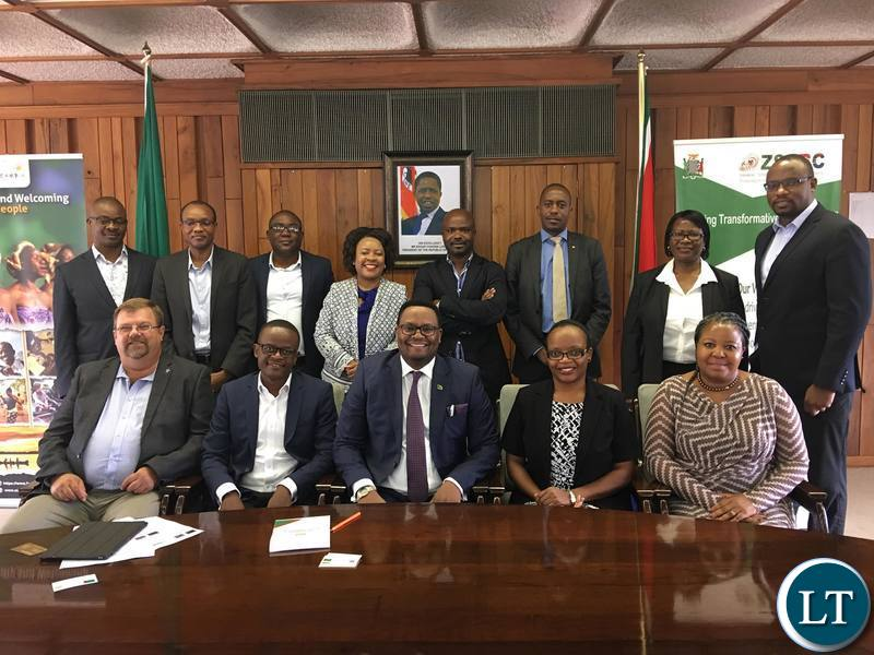 The Zambia South Africa Business Forum (ZSBF) new Board