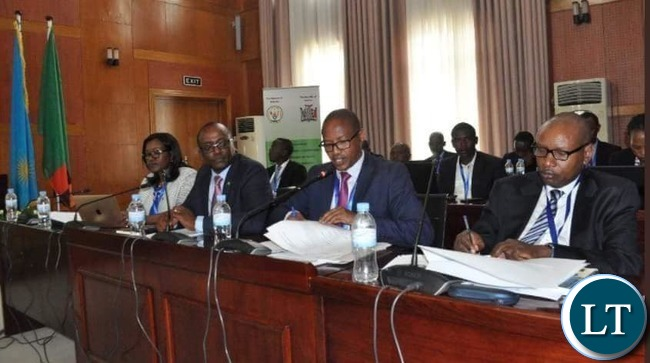 The Zambia Rwanda Joint meeting