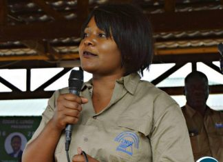 chief government spokesperson Kampamba Mulenga.