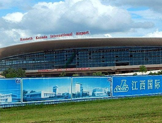 Kenneth Kaunda International Airport