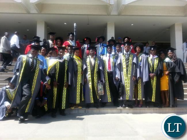 Lubuto University of Luanshya Graduates