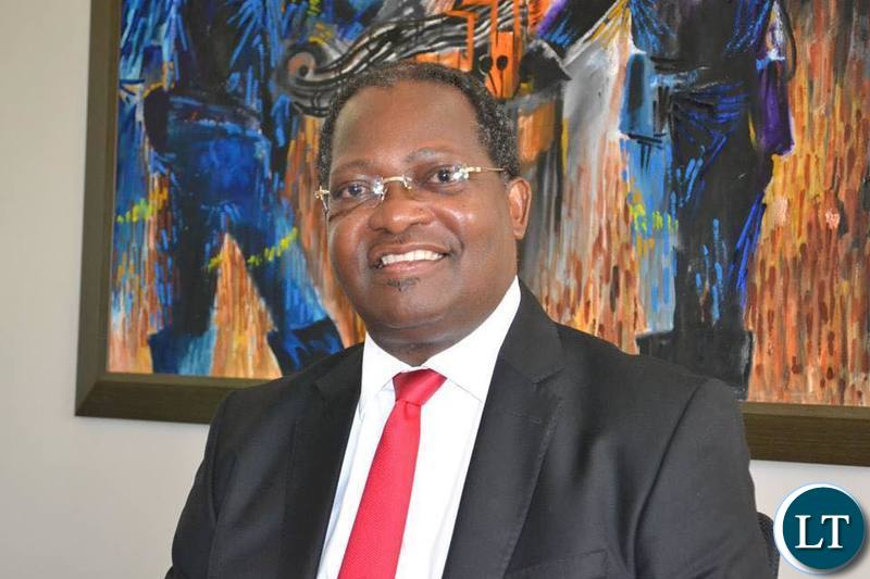 Mr. Eric Silwamba