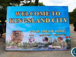 Kingsland City