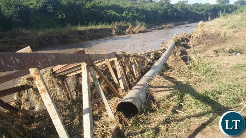 Maamba Floods