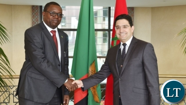 Speaking at a press conference in Rabat, Zambia's Minister of Foreign Affairs Joseph Malanji reaffirmed that Zambia has severed all ties with the Sahrawi Arab Democratic Republic (SADR).