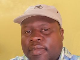 Calvin Kakoma Kaleyi, Editor and Media & Public Relations Manager at the Zambia National Farmers Union.