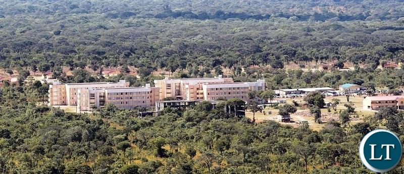 The Government's newly built Kapasa Makasa University