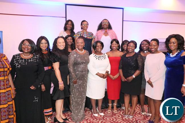 Zambia month of a woman dinner gala at lusaka pamodzi hotel photo session time ccuart Choice Image