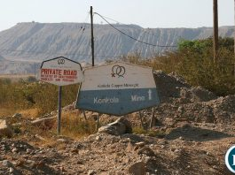 KCM Nchanga Open Pit