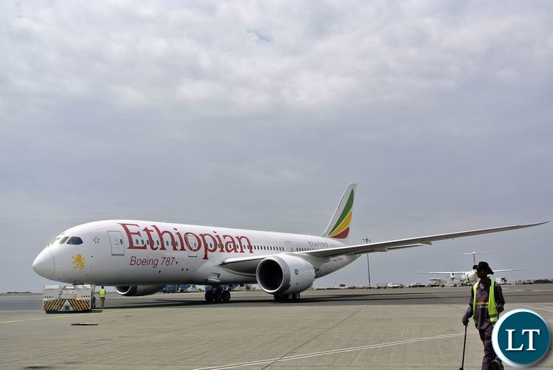 Zambia : Ethiopian Airways plans to buy new jets as it readies for Zambia Airways relaunch
