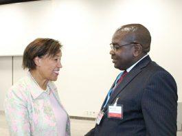 Commonwealth Secretary General Patricia Scotland
