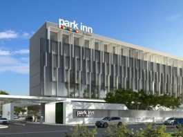 Designs for the Lusaka Park Inn Hotel